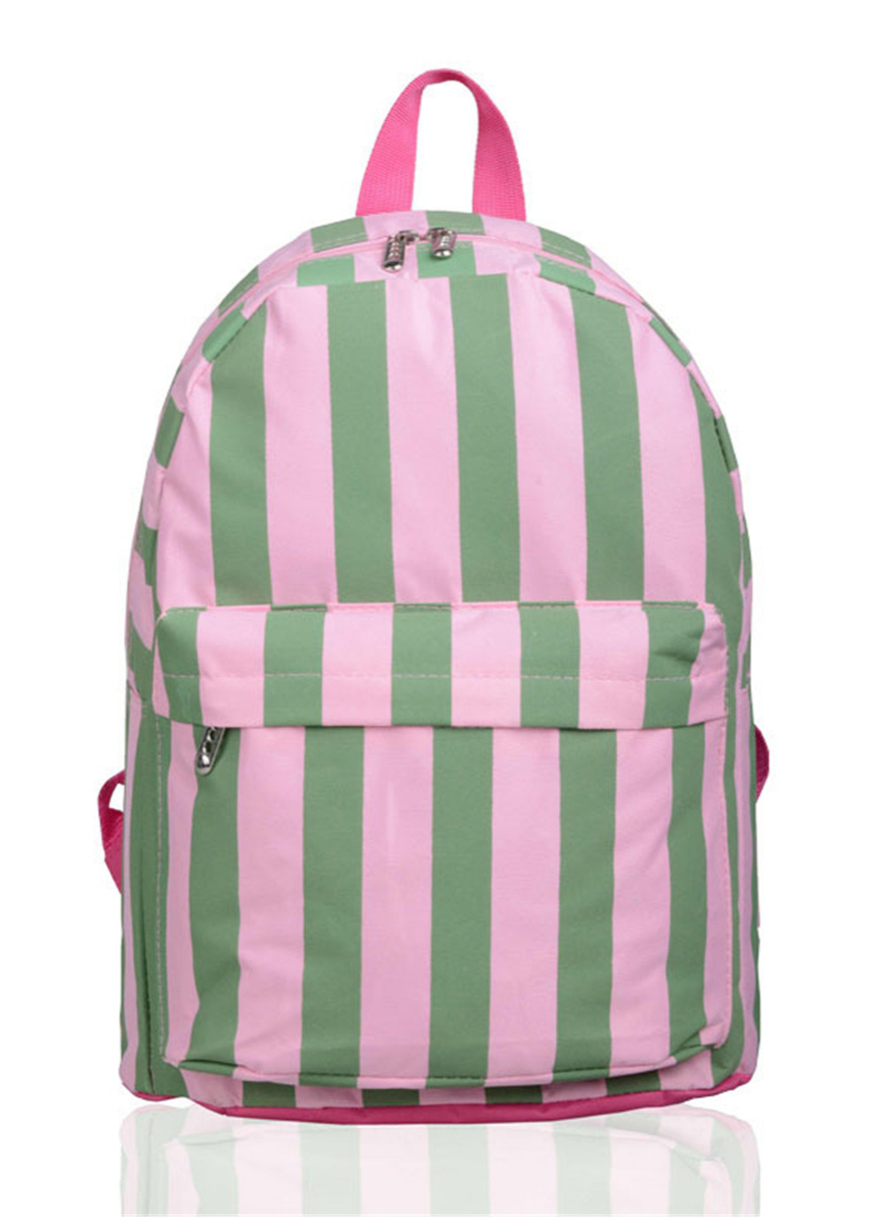 Popular Pink Striped Backpack-Buy Cheap Pink Striped Backpack lots ...