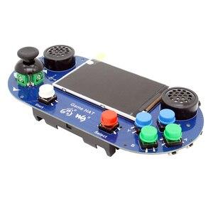 Image 4 - פטל Pi 4 דגם B / 3 B + בתוספת/3B/אפס W RetroPie משחק כובע קונסולת Gamepad עם 480x320 3.5 אינץ IPS מסך