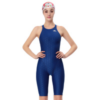 Yingfa 2017 New Professional Sport Swimsuit Plus Size 3XL Racing Swimwear Women Sharkskin One Piece Competitive