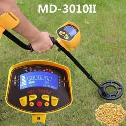 MD-3010 детектор металла Gold Digger Охотник за сокровищами первый поиск металлодетектор/искатель самородков Золото детектор серебра MD3010