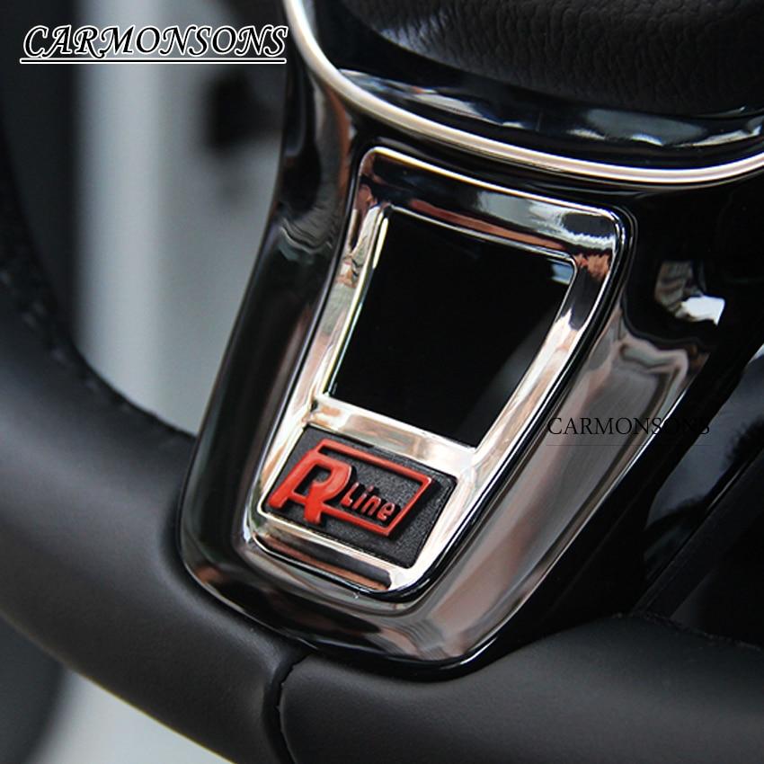NºSteering wheel cover ⑦ sticker sticker for Volkswagen VW Golf © MK MK 6 7 GTI Scirocco Jetta ...