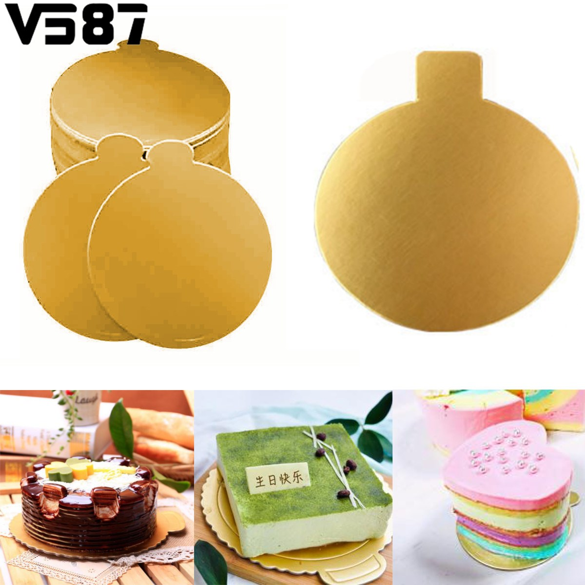 Cake Boards Free Delivery