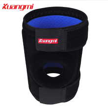 цена на Kuangmi 1 PC Knee Support Brace Adjustable Wrap Protector Pads Sleeve Cap Patella Guard for Sports,Joint Pain Relief,Jogging