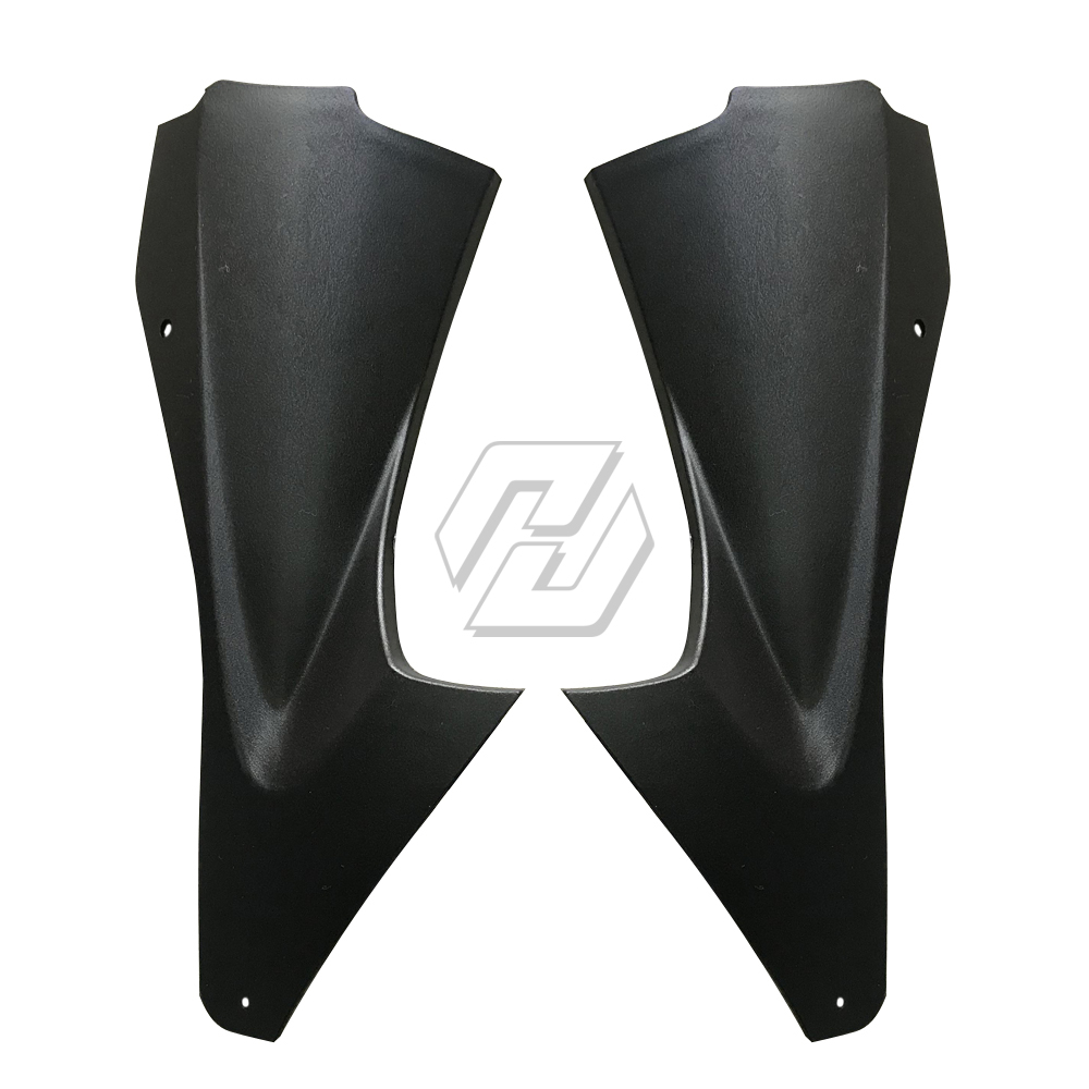 Motorcycle Fairing Infill Air Duct Side Cover Air Breather Box Case For Yamaha YZF-R6 YZF R6 2006 2007