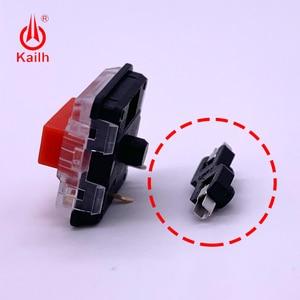 Image 4 - Kailh tomada de troca quente para baixo perfil 1350 interruptores de chocolate no teclado mecânico pcb tomada diy modificação base