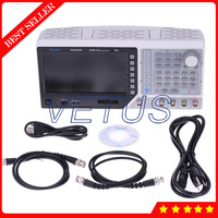 HDG2002B Generator Signal With 2 Channels DDS Function Arbitrary Waveform USB Benchtop LCD Digital Function Generator