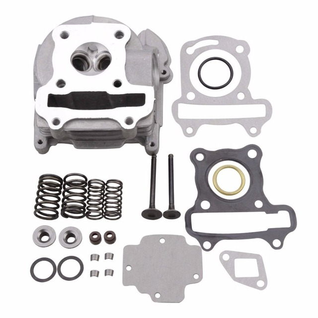 GOOFIT Cylinder Head Assy for GY6 50cc 139qmb Moped K074-027
