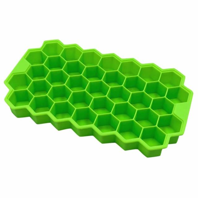 Honeycomb Shaped Ice Cube Mold