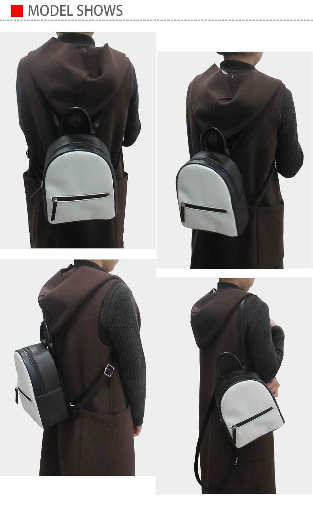 Noisydesigns граффити смешно PU школьная сумка для девочек маленький Zombine сумки книгу ежедневно Для женщин Путешествия панк назад пакеты