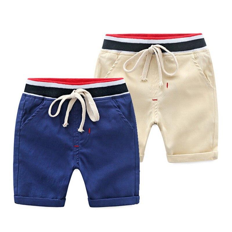 Summer Boy Shorts Toddler Casual Cotton Short Pants Trousers Outfits with Waist Belt khaki ruffle waist pants with belt