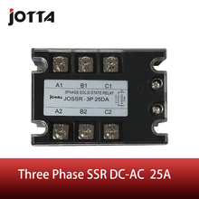 20A DC control AC three phase Solid state relay SSR genuine three phase solid state relay mgr 3 032 3860z dc ac dc ac 60a
