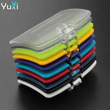 YuXi Battery Cover Door Lid Replacement For GBC Housing Back Case For Nintendo Gameboy Color стоимость