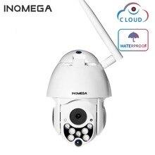 INQMEGA IP камера WiFi 2MP 1080 P Беспроводная PTZ скорость купольная CCTV ИК ONVIF камера наружного видеонаблюдения Водонепроницаемая камера