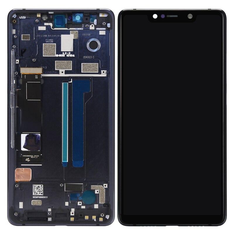 5.88 'Xiaomi 8 SE Lcd ディスプレイとフレームアセンブリ Xiaomi 8 携帯電話の交換 SE 液晶デジタイザ  グループ上の 携帯電話 & 電気通信 からの 携帯電話用液晶ディスプレイ の中 3