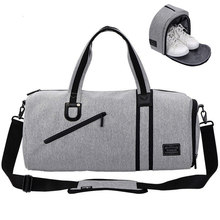 High Quality Gym Bag for Men  Woment Outdoor Sport Travel Bags Yoga Mat Handbag Shoulder Backpack Sports Fitness Sac De