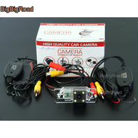 BigBigRoad For BMW E46 E39 X3 X5 X6 E60 E62 E90 E91 E92 E53 E71 Wireless Camera Car Rear View Backup Reversing CCD Camera