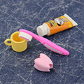 4 Pcs/Set New Fashion Tooth Shaped Eraser Rubber Stationery Kid Gift Cute Pupils Supplies