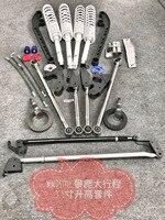 Jimny JB43 Auto Styling 3 5 zoll Hebe Suspension Combo Kit