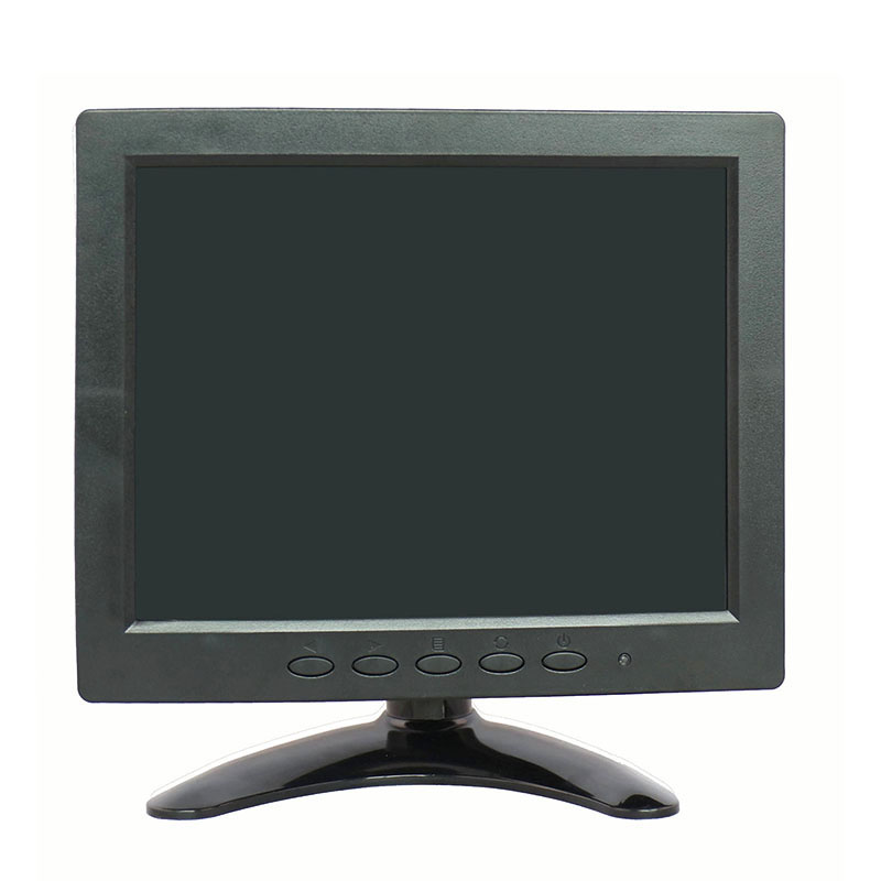 ZHIXIANDA 8 inch small touch monitor screen 1024*768 capacitive touch screen monitor with 10 points touch AV/BNC/VGA/HDMI/USB 98 inch monitor ir touch screen 2 points infrared touch screen panel ir touch screen frame overlay with usb