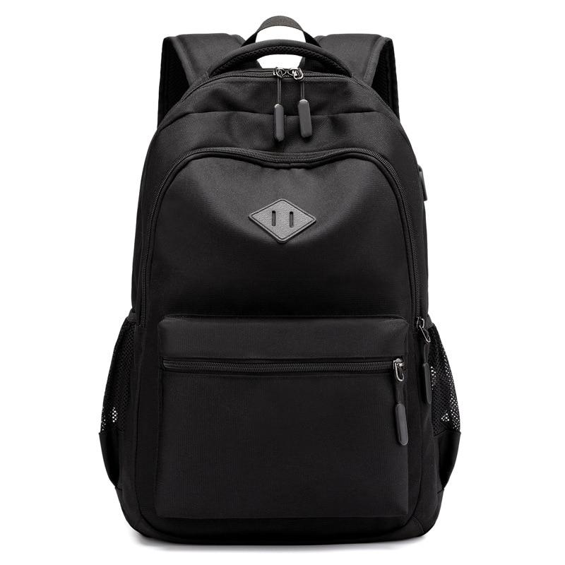 Waterproof 15.6inch Laptop Backpack Men Backpacks For Teenage Girls USB Charging Backpack Travel Bag Women Male School BagWaterproof 15.6inch Laptop Backpack Men Backpacks For Teenage Girls USB Charging Backpack Travel Bag Women Male School Bag