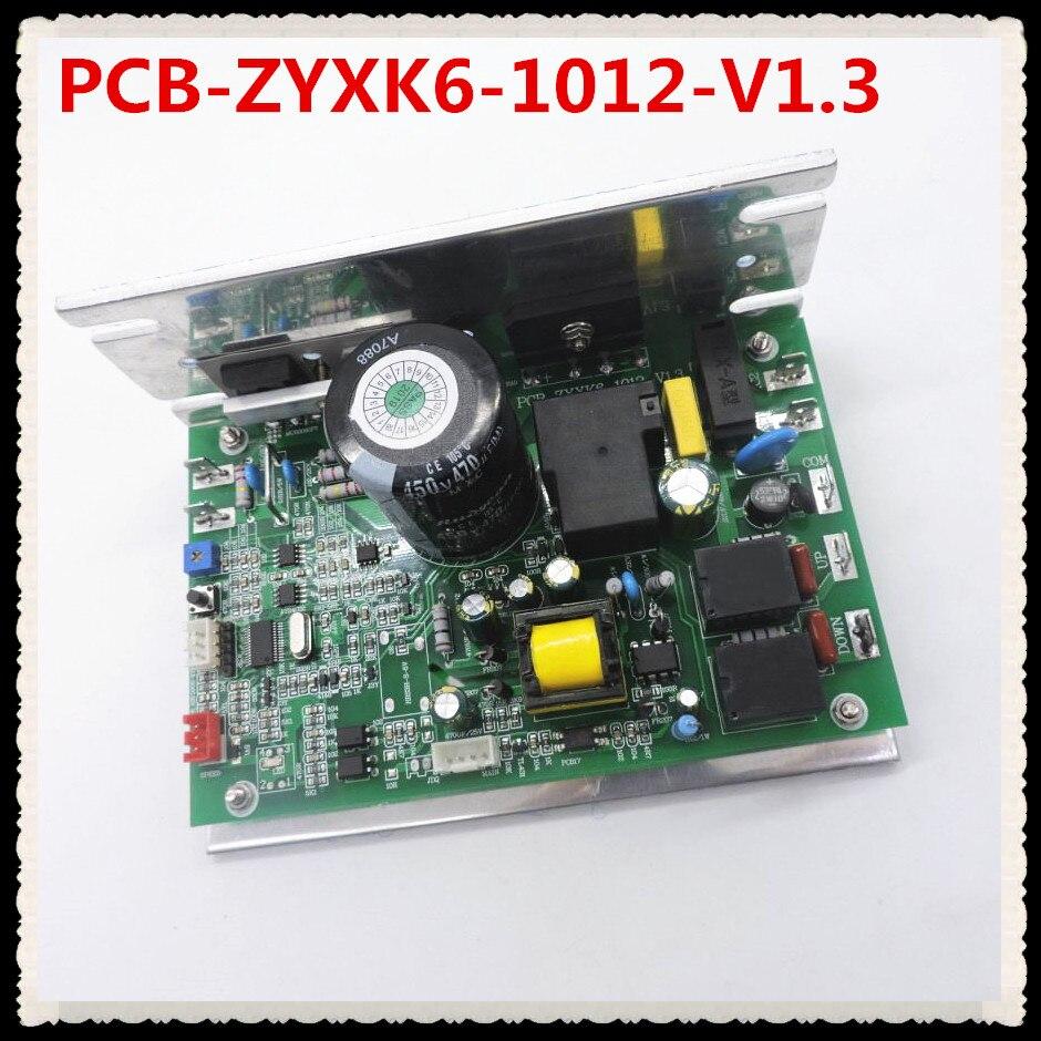 Controlador de esteira esteira ZYXK6 para SHUA BC-1002 power supply board circuit board mainboard PCB-ZYXK6-1012-V1.3