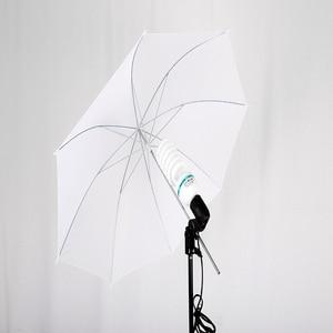 """Image 5 - CY paraguas para estudio fotográfico con cámara de 33 """"y 83cm, paraguas suave translúcido blanco para fotografía, flash de estudio fotográfico"""
