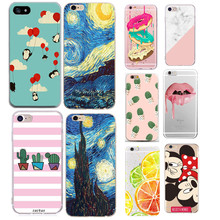 For iphone 6 S 7 8 8Plus Phone Case Cover Fashion Soft TPU Cases For iphone X XS 6s 5 5s iphone se case Protective Cases Fundas cheap Fitted Case Dirt-resistant Apple iPhones iphone xs IPHONE 6S iPhone 7 iPhone 5s iPhone 7 Plus IPHONE 8 IPHONE 8 PLUS Floral