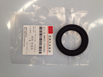 Differential oil seal for Chery A5 FORA FULWIN CELER TIGGO E5 Gearbox half shaft oil seal QR523-1701203 image