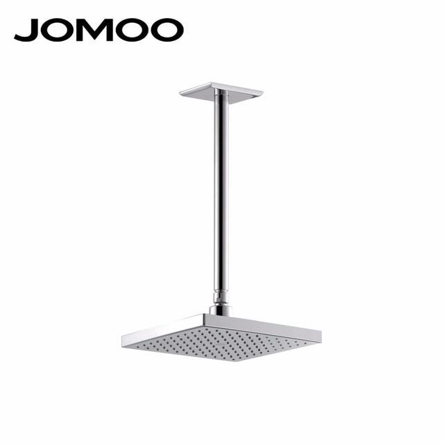 JOMOO rain shower head 9 inch bathroom shower head with arm ceiling water saving pressure bath shower