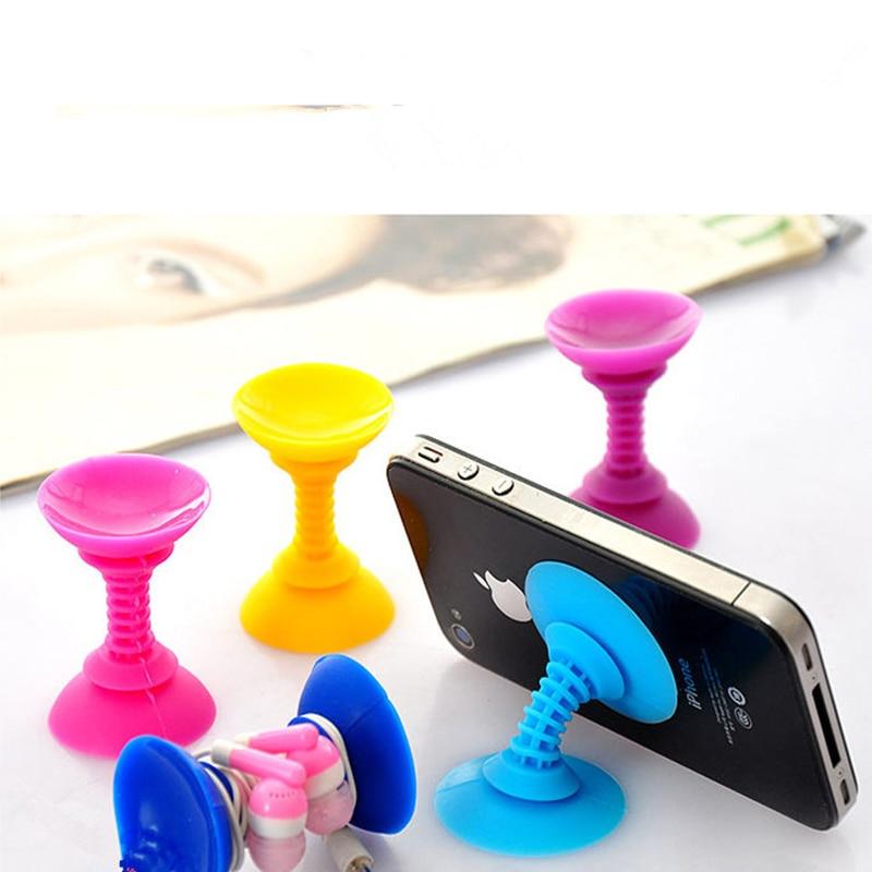 Universal för biltelefonhållare Hög kvalitet Silikon Dubbelsidig - Reservdelar och tillbehör för mobiltelefoner - Foto 4