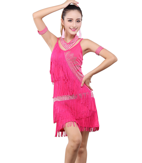 2a7c12ed86c Whitewed 20 s Drop Waist Fringe Beaded Great Gatsby flapper Era Style  Dresses Clothing Clothes Costume Outfit