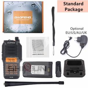 Image 5 - UV 9R with Headset Microphone IP67 Waterproof Dual Band Radio 10KM Baofeng 8W Walkie Talkie 10 KM UV 82 UV 5R UV XR UV 9R Plus