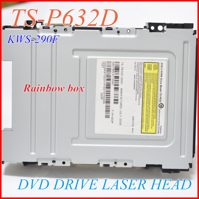 New TS P632 DVD+R/RW DRIVE TS P632D/SDEH Replacement  Player/Recorder overview TS P632D Mechanism ASSY