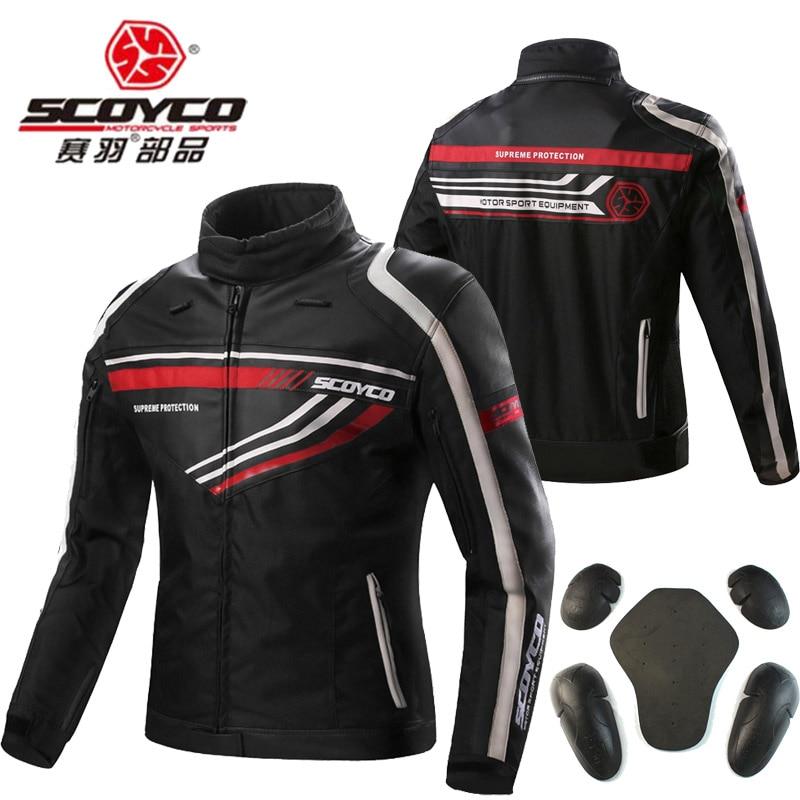 2018 Новый защиты рыцарь беговых мотоцикле куртка одежда мотоцикл Куртки одежда из PU ткань Оксфорд