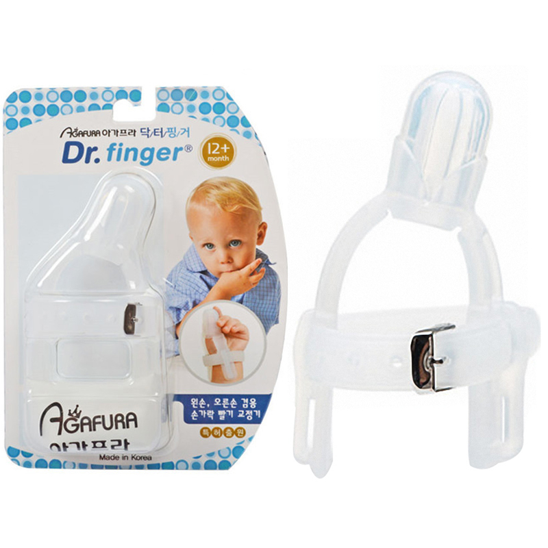 Thumb gloves teether Stop Thumbsucking Baby teethers Prevent the baby finger bite Prevention of child give up sucking fingers give me the child