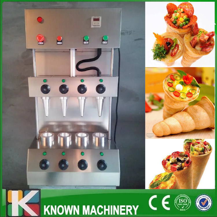 smaller cone size 13*6*0.3cm pizza cone maker machine stainless steel pizza machine with 4 conessmaller cone size 13*6*0.3cm pizza cone maker machine stainless steel pizza machine with 4 cones