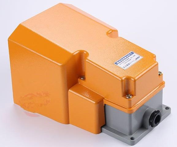 Boutique aluminum shell LTH / 1/6 TFS-502 waterproof foot switch switch machine accessories silver point foot switch поло calvin klein jeans calvin klein jeans ca939emapqw0