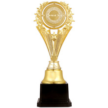 Best Personality Customized Originality Plastic Trophy Student Movement Meeting Trophies And Awards Winner  Reward Gift Souvenir crystal trophies and awards customized basketball football golf tennis logo champions league cup trophy souvenirs