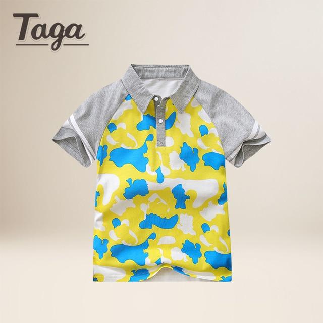 Aliexpress Com Buy Taga 2017 High Quality Kids Boys Polo Shirt