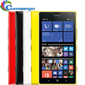 Original Nokia Lumia 1520 Windows Phone cellphone 32GB Quad Core 2.2GHz 2GB RAM  20MP NFC GPS WIFI 3G Smartphone