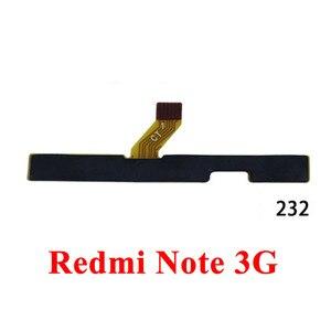 Image 3 - ปริมาณปุ่มสวิตช์เปิดปิดปุ่ม Flex Cable สำหรับ Xiaomi Redmi 3 วินาที 4A 5 Plus หมายเหตุ 2 5A 4 3 Pro Special Edition 4X Global
