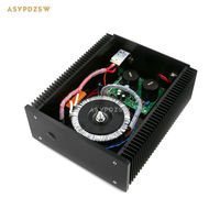 180VA Ultra low Noise LPS HI END Linear power supply DC 12V/10A 19V/8A Optional For PC dedicated PSU