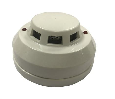 Conventional Best Wired Smoke Alarm Photoelectric Sensor Smoke Alarm Detectors Digital Smoke Alarm