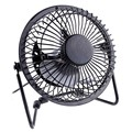 USB Ventilator 360 Rotate Metal Mini Fan fans Portable Cooler Cooling Desktop Power PC Laptop Desk Fan