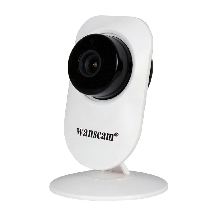 buy wanscam hw0026 indoor mini wifi ip camera home wireless cctv camera 720p. Black Bedroom Furniture Sets. Home Design Ideas