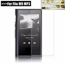 Running Camel 9H Premium Protective Tempered GLass For Fiio M9 M 9 MP3 Scratch-Proof Screen Protector Front Film(China)