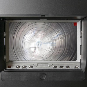 Image 3 - Pipe Inspection Camera 20M Cable 7 inch TFT LCD Monitor Aluminum Case System Built in DVR Borescope Pipe Sewer Camera