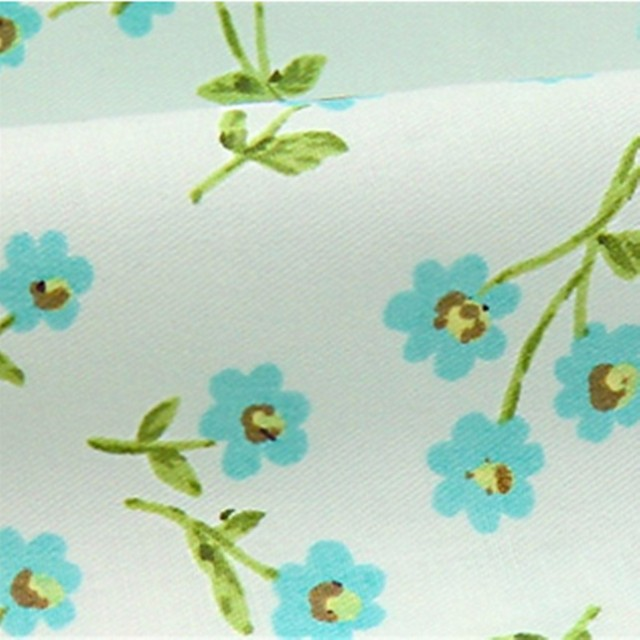 9Pcs Cotton Flower Polka Dots Pre Cut DIY Handmade Decor Charm Cloth Squares Quilt Household Patchwork Sewing Fabrics Textiles 4