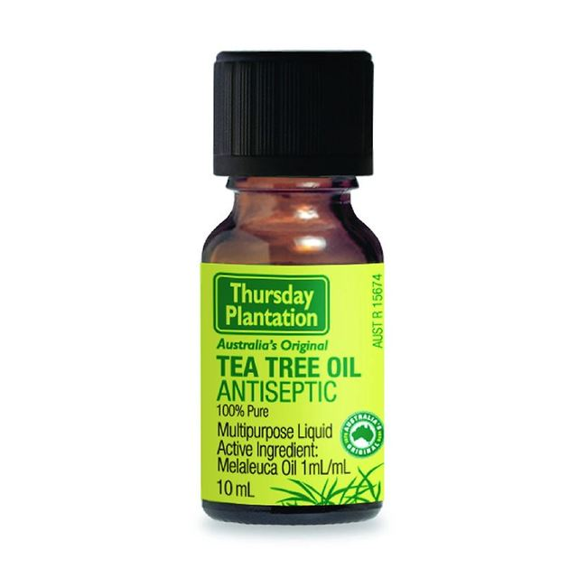 Original Australia 100%Pure Tea Tree Oil Acne Treatment Remove Shrink Pore  Face Care Tea