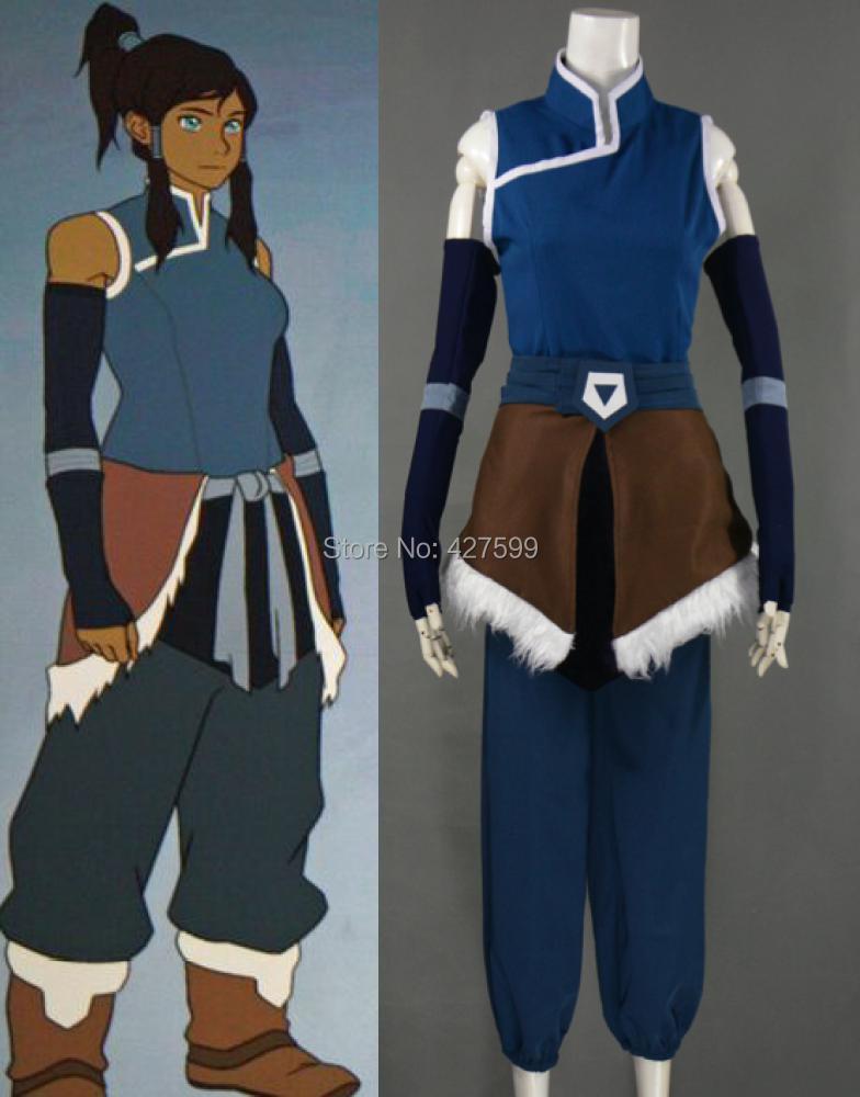 Korra Costume New Avatar: The...